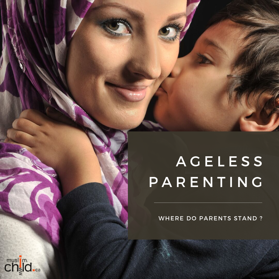 Ageless Parenting – Where Do Parents Stand?