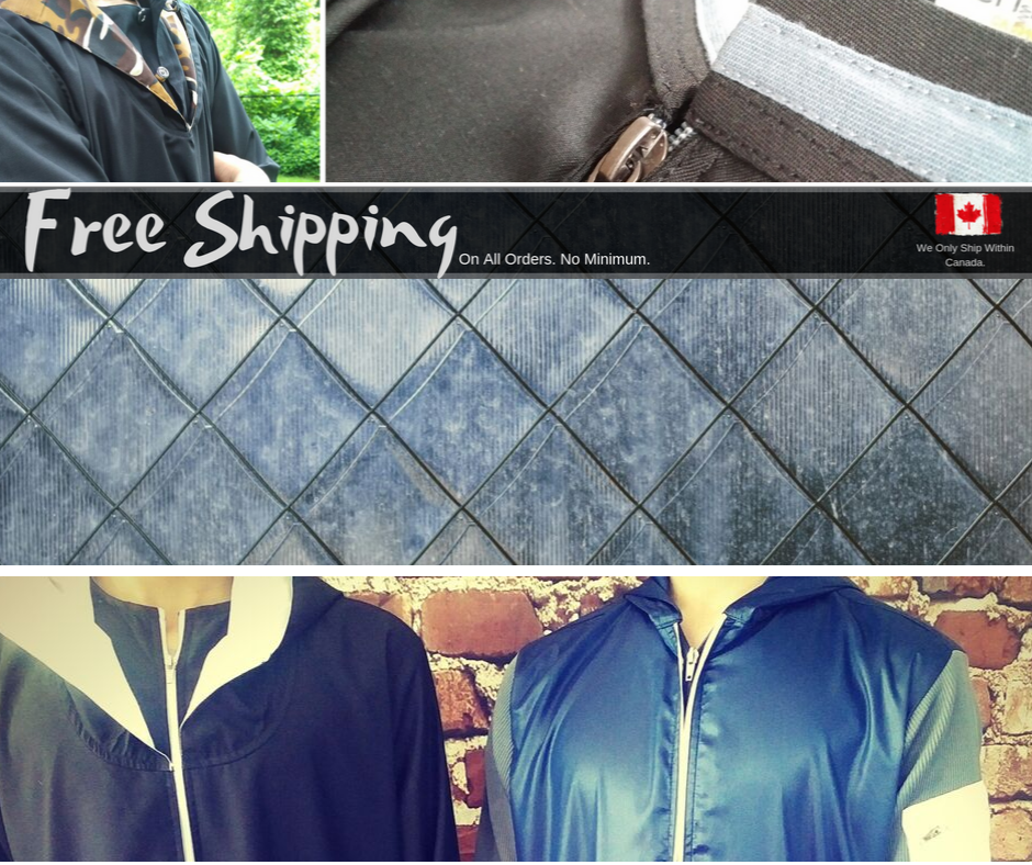 FREE SHIPPING – On ALL Orders (Canada & USA)